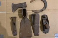 Rusty old tools