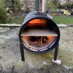 Barrel Pizza Oven DIY, Part III, Finale