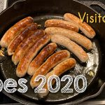 Visitor's Top 5 Recipes 2020