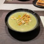 Broccoli Cream and Cheese Soup
